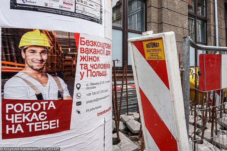Ukrainiec to dla polskich firm coraz częściej klient, choć ciągle mało wydaje na przyjemności