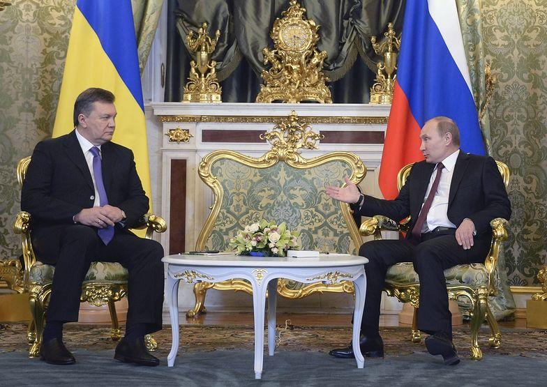 Ukraina podpisała porozumienie z Rosją