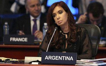 Strajk kierowców zmusił ją do opuszczenia szczytu ONZ