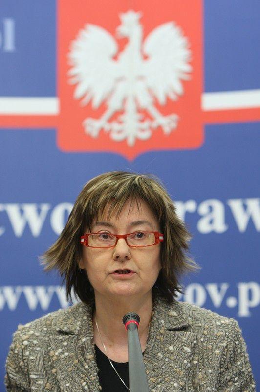 Śmierć Barbary Blidy. Irena Lipowicz nie będzie jużrozmawiać z prokuratorem generalnym