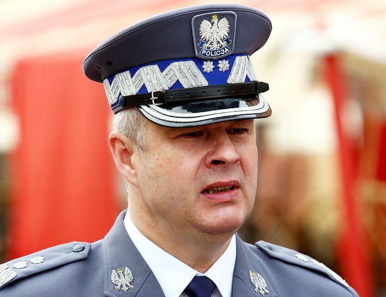 Dymisja komendanta głównego policji. Marka Działoszyńskiego zastapi Krzysztof Gajewski