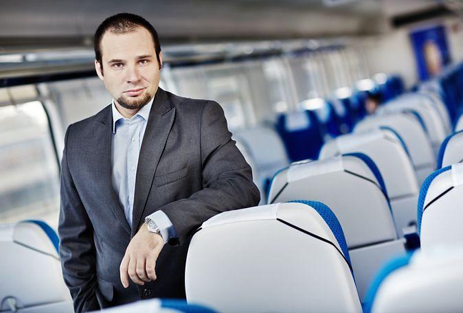 Piotr Ciżkowicz, PKP SA