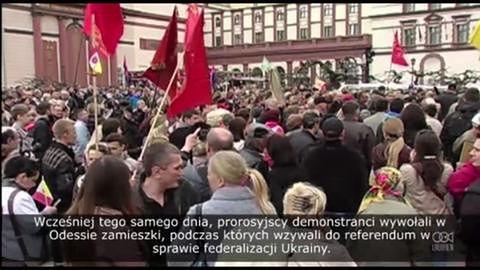 Starcia Ukraińców z Rosjanami
