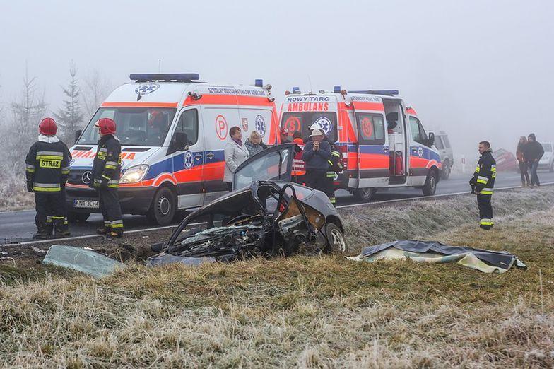 Tragiczny wypadek na Śląsku. Nie żyje 16-latka