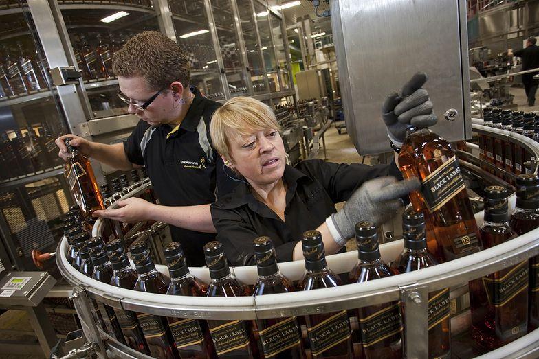 Diageo zainwestuje 5 miliardów złotych w szkocją whisky
