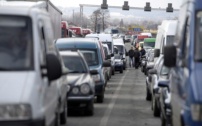 Wzmożony ruch na polsko-rosyjskiej granicy