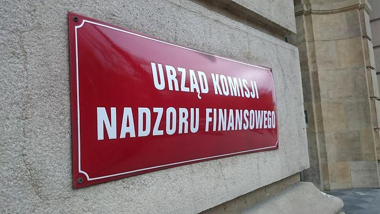 KNF chce stworzyć białą listę firm audutorskich i biegłych rewidentów.