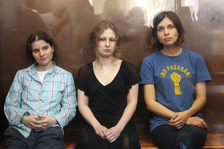 Pussy Riot skazane. Sąd uznał je winnymi chuligaństwa