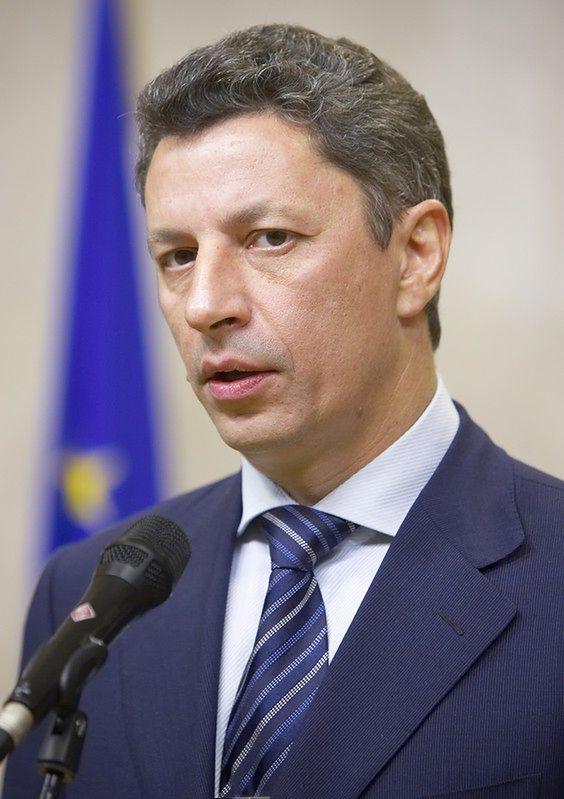 Na zdj. Jurij Bojko
