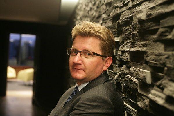 przedowdniczący Rady Nadzorczej Krzysztof Jędrzejewski
