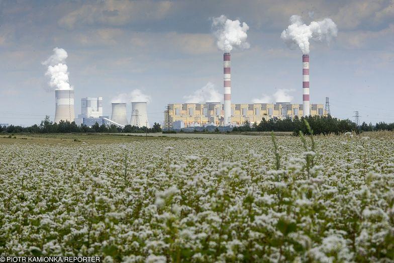 Cały czas 80 proc. wytwarzanej w Polsce energii pochodzi ze spalania węgla