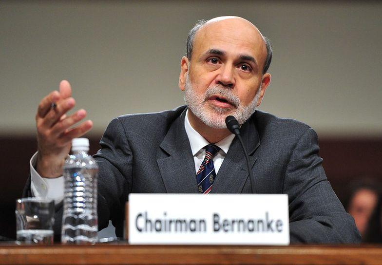 Ben Bernanke, od 2006 do stycznia 2014 roku był <br> przewodniczącym FED