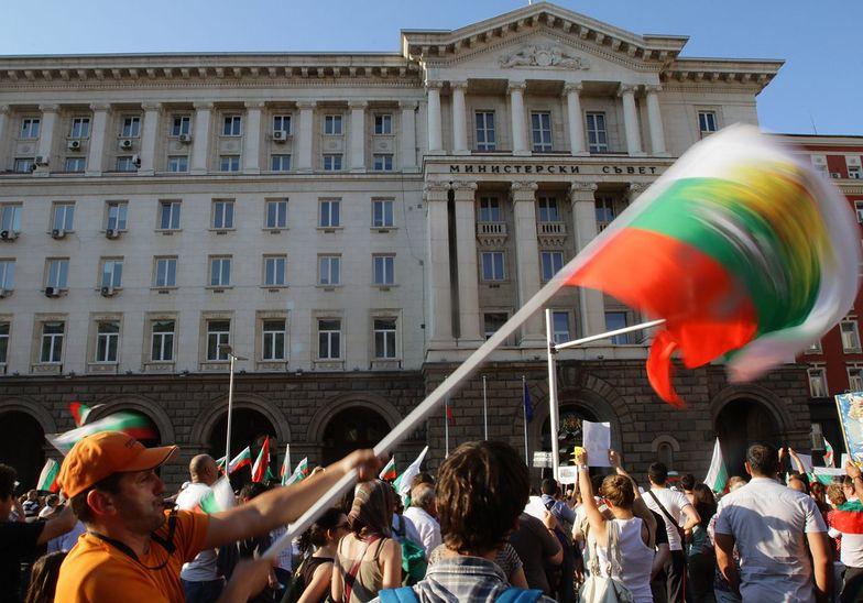 Protesty w Bułgarii. Przeciwnicy rządu wznowili demonstracje