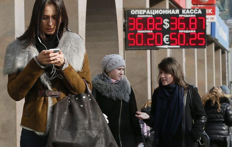 Gospodarka rosyjska stanęła nad krawędzią
