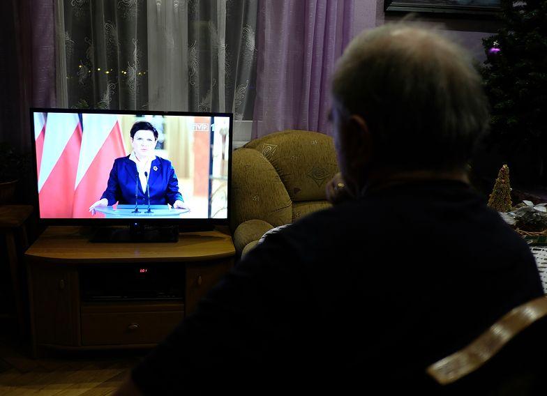 Orędzie premier Szydło nie dla wszystkich? EmiTel tłumaczy się z awarii