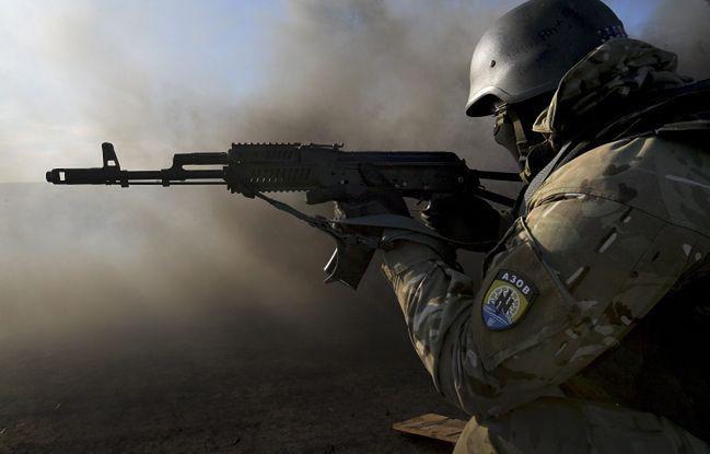 Walki na Ukrainie. Kraj zmaga się z... dezercją