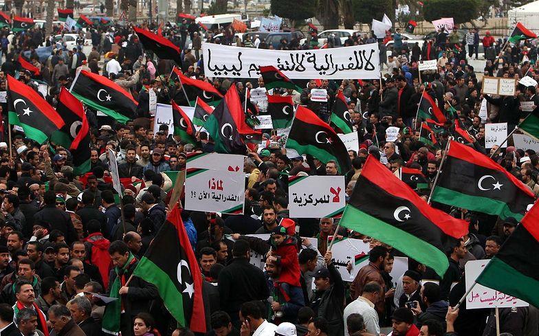 Demonstracje w Libii. Armia protestuje przeciwko rządom milicji