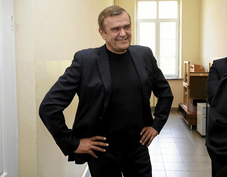 Roman Karkosik z listopadzie 2017 r. Wtedy sąd uznał, że doszło do manipulacji akcjami Boryszewa, ale warunkowo umorzy postępowanie.