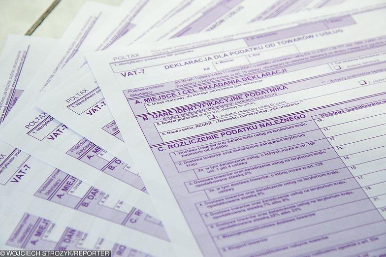 Zbliża się koniec składania deklaracji VAT. Wszystko będzie odbywać się elektronicznie.