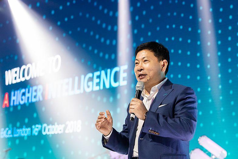Richard Yu, a właściwie Yu Chengdong, do Huawei trafił w 1993 roku. Jest CEO  Huawei Technologies Consumer Business Group