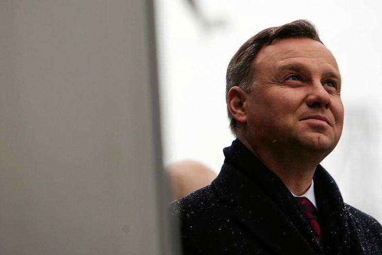 Prezydent Andrzej Duda skierował ustawę o zniesieniu składek ZUS do TK