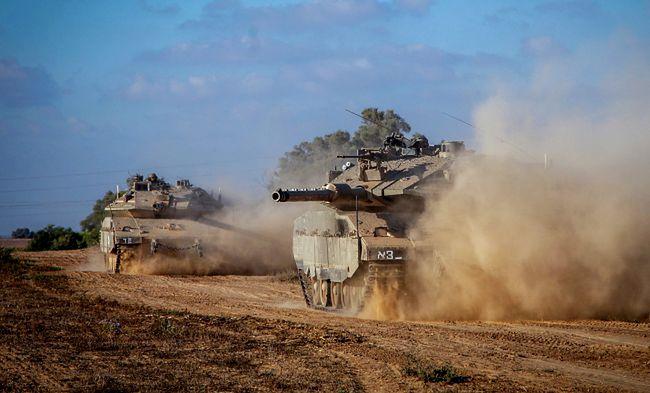 Armia Izraela bombarduje Strefę Gazy. Hamas odpowiedział rakietami