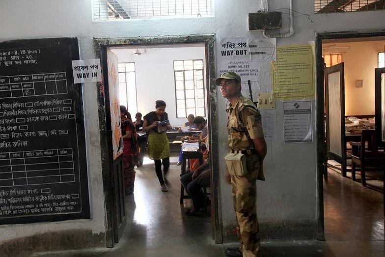 Wybory w Indiach - największe na świecie