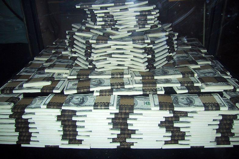 1 proc. najbogatszych posiada więcej niż reszta świata