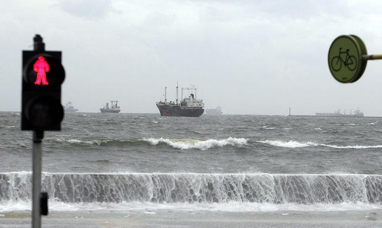 Potężny tajfun Usagi atakuje Tajwan i Filipiny