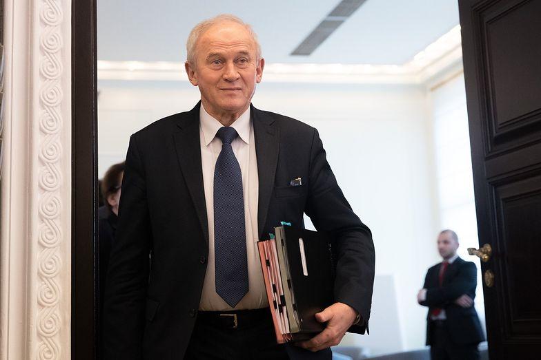 Krzysztof Tchórzewski stoi na czele Ministerstwa Energii.