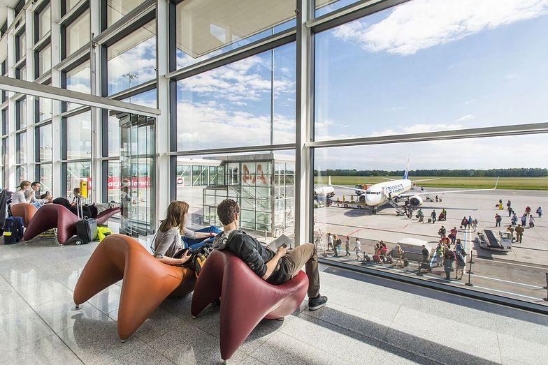 Lotniska w Polsce. Rok ważnych inwestycji dla wrocławskiego portu