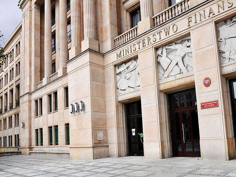 Ministerstwo Finansów ostrzega przed fałszywymi emailami.