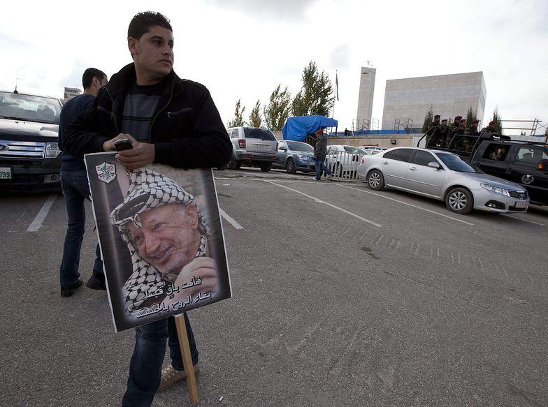 Izrael głównym podejrzanym ws. śmierci Arafata