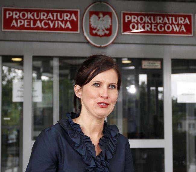 Marta Zawada-Dybek, rzeczniczka prokuratury