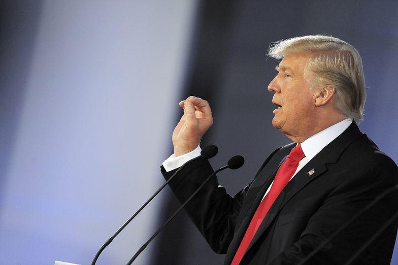 Opozycja oczekiwała więcej od wizyty Donalda Trumpa. Czego zabrakło?