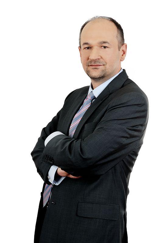 Artur Borowinski, prezes Compensa TU
