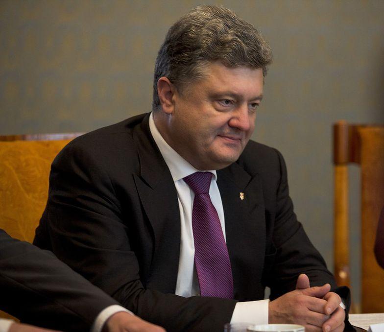 Petr Poroszenko