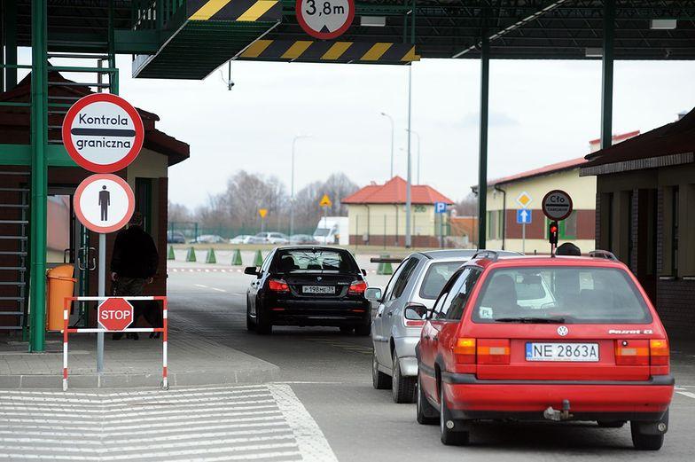 Polacy coraz mniej wydają u swoich wschodnich sąsiadów