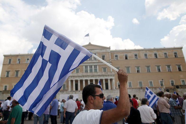 Zamieszki w Grecji. Anarchiści starli się z policją w Atenach