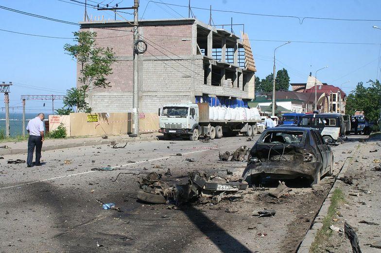 Rosja: zamach bombowy w Dagestanie