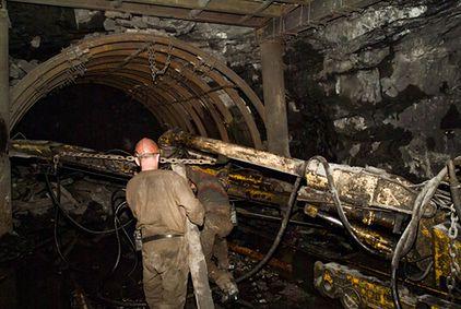 Wypadek w kopalni Lubin. Trzech górników rannych