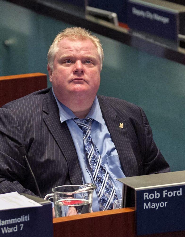 Kanada: Skandal wokół burmistrza szkodzi wizerunkowi Toronto