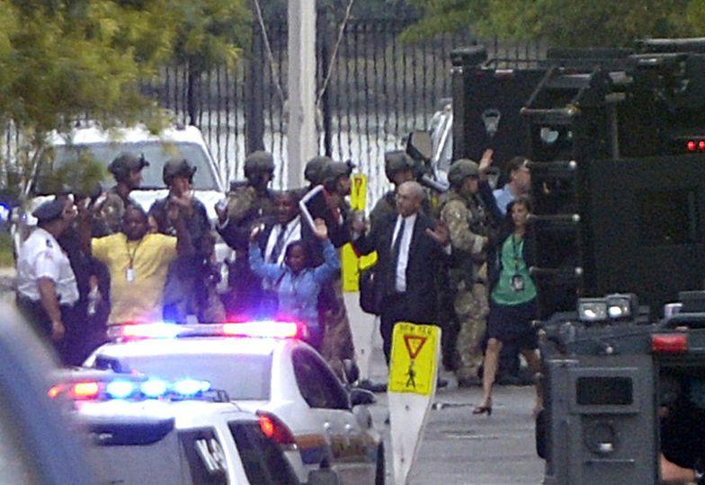 Strzelanina w Waszyngtonie. Sprawca miał problemy psychiczne