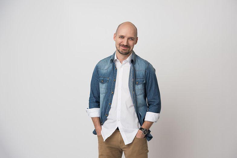 Krystian Kolondra, EVP, szef Opery na komputery. To on sprowadził skandynawską firmę do Wrocławia.