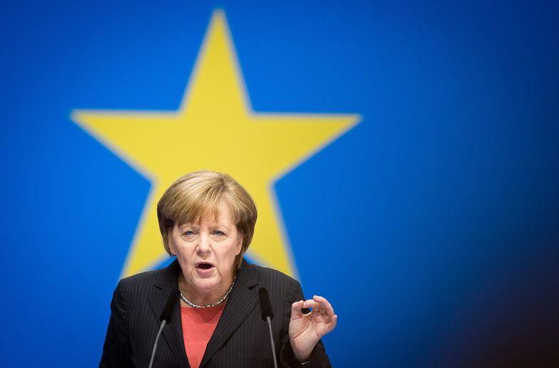 Merkel i Obama o sytuacji na Ukrainie