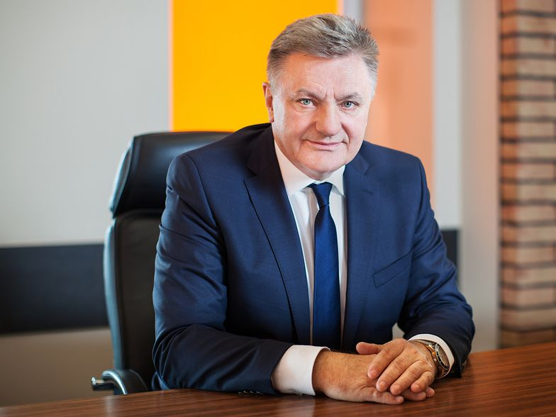 Edward Szlęk, prezes JSW