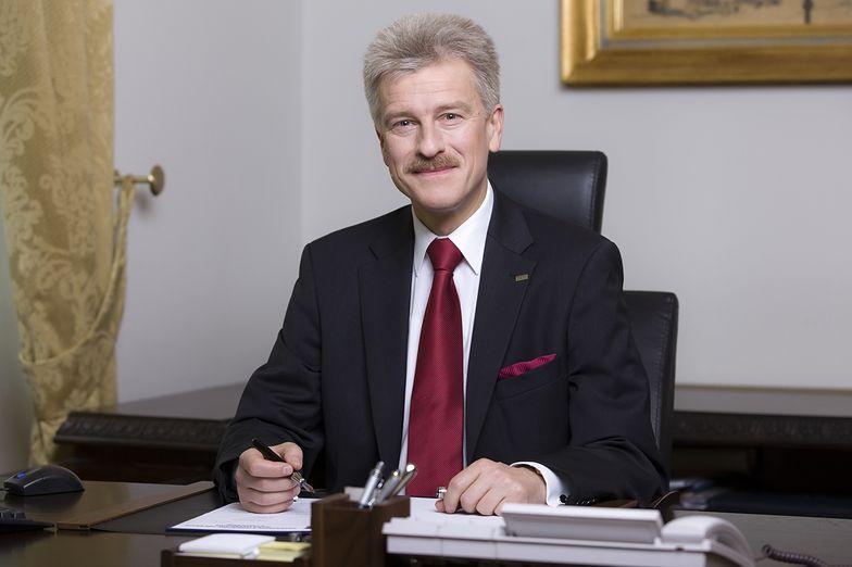 Ryszard Grobelny - prezydent od czterech kadencji