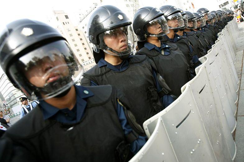 Zamieszki w Chinach. 13 zabitych podczas próby ataku na policjantów