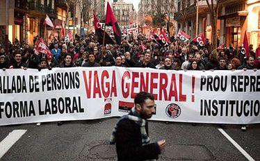Hiszpania: Architekci ofiarami kryzysu