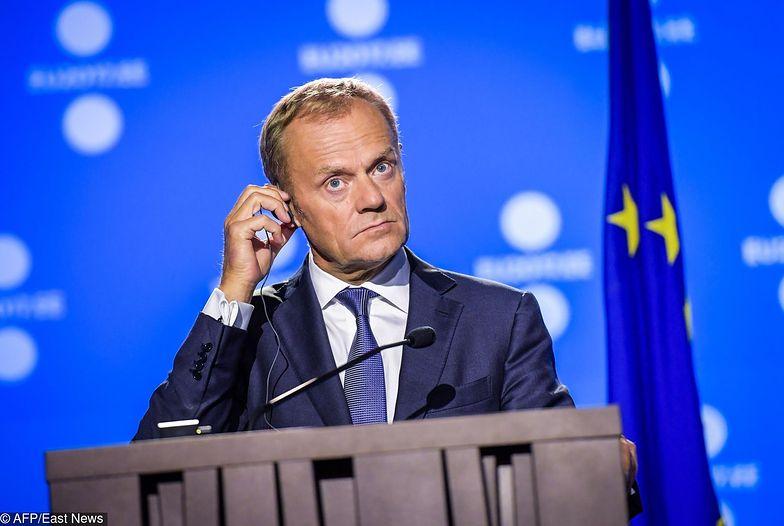 Komisja Europejska skrytykowała list przewodniczącego Rady Europejskiej Donalda Tuska do przywódców Unii w sprawie uchodźców.
